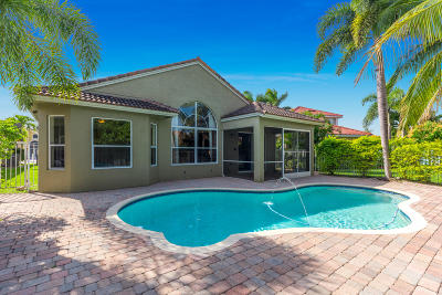 Jensen Beach Single Family Home For Sale: 2103 NW Marsh Rabbit Lane