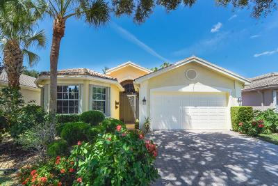 Delray Beach Single Family Home For Sale: 7033 Avila Terrace Way