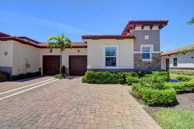 Delray Beach Single Family Home For Sale: 14841 Amerina Way