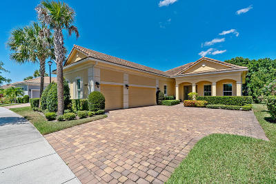 Port Saint Lucie Single Family Home For Sale: 10059 SW Visconti Way