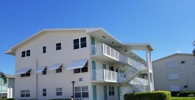 Boynton Beach Rental For Rent: 850 Horizons E #207