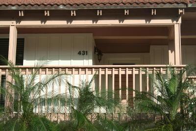 Palm Beach Gardens Condo For Sale: 431 Brackenwood Lane