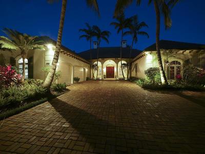 Jupiter FL Single Family Home For Sale: $2,850,000