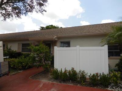 Boca Raton Condo For Sale: 18711 Candlewick Drive #C