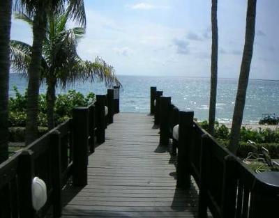 Coronado At Highland Beach Condo, Coronado Rental For Rent: 3420 S Ocean Boulevard #3p