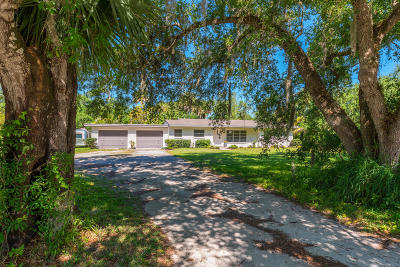 Single Family Home For Sale: 4217 Sunrise Boulevard