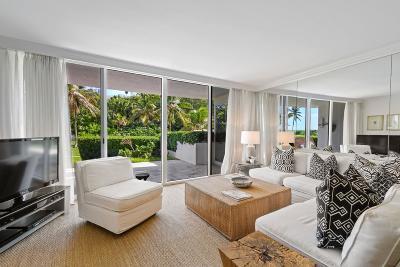 Palm Beach Rental For Rent: 2774 S Ocean Boulevard #105