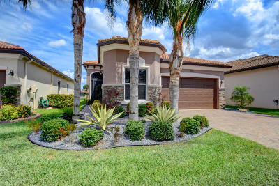 Delray Beach Single Family Home For Sale: 14783 Rapolla Drive