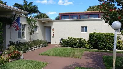 Palm Springs Condo For Sale: 2541 Boundbrook Boulevard #115