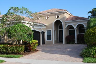 Delray Beach Single Family Home For Sale: 6381 Via Venetia