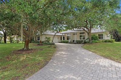 Palm City Single Family Home For Sale: 3306 SW Bicopa Place