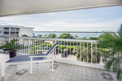 Palm Beach Rental For Rent: 3250 S Ocean Boulevard #407 N