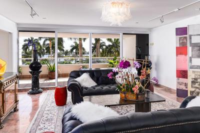 West Palm Beach Condo For Sale: 529 S Flagler Drive #Th3e