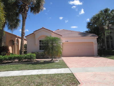 Lake Worth Single Family Home For Sale: 7530 Kingsley Court