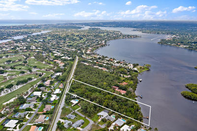 Tequesta Residential Lots & Land For Sale: 19000 SE Country Club Drive