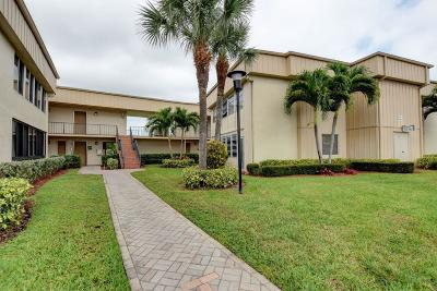 Delray Beach Condo For Sale: 466 Piedmont J