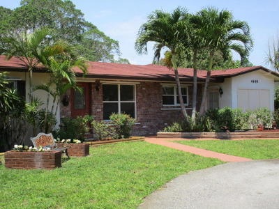 Boca Raton Single Family Home For Sale: 4449 NW 2nd Avenue