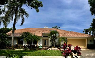 Jupiter Single Family Home For Sale: 18882 Big Cypress Drive