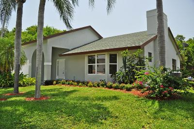 Boynton Beach FL Single Family Home For Sale: $485,000