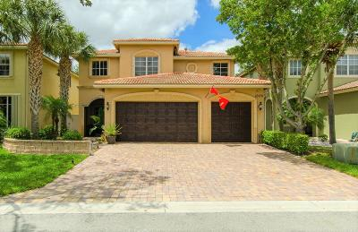 Boynton Beach Single Family Home For Sale: 10175 Isle Wynd Court