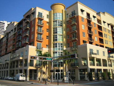West Palm Beach Rental For Rent: 600 S Dixie Highway #720