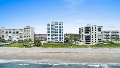 Highland Beach Condo For Sale: 3015 S Ocean Boulevard #403 C