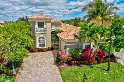 Palm Beach Gardens Single Family Home For Sale: 131 Porto Vecchio Way