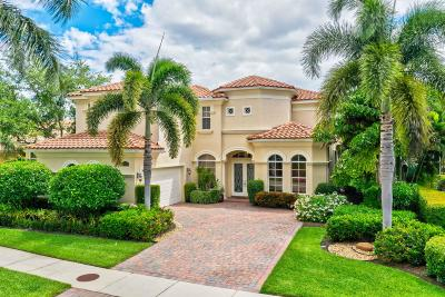 Palm Beach Gardens Single Family Home For Sale: 116 Siesta Way