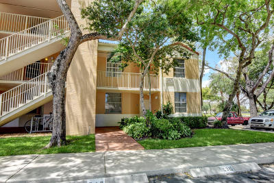 Coral Springs Condo For Sale: 8236 NW 24th Street