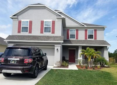 Port Saint Lucie Single Family Home For Sale: 5216 NW Wisk Fern Circle