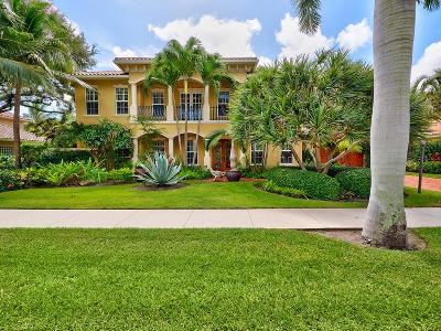 North Palm Beach Single Family Home For Sale: 104 Nativa Circle