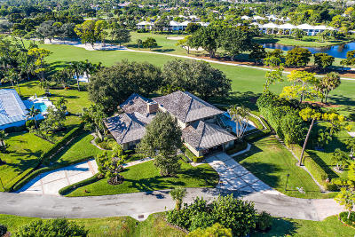 Boynton Beach FL Single Family Home For Sale: $1,195,000
