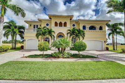 Boynton Beach FL Single Family Home For Sale: $975,000