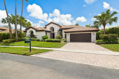 Boca Raton FL Single Family Home For Sale: $799,000