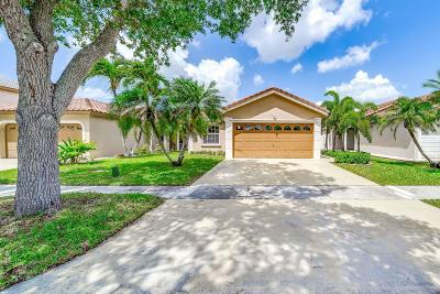 Pembroke Pines Single Family Home For Sale: 18287 NW 6th Street