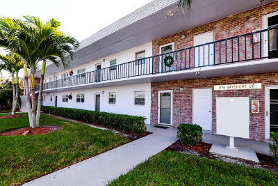 Fort Pierce Condo For Sale: 1176 Bayshore Drive #104