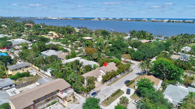 Lake Worth Single Family Home For Sale: 1129 S Palmway
