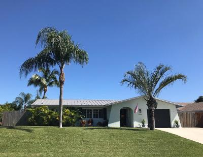 Palm Beach Gardens Single Family Home Contingent: 3929 Bluebell Street