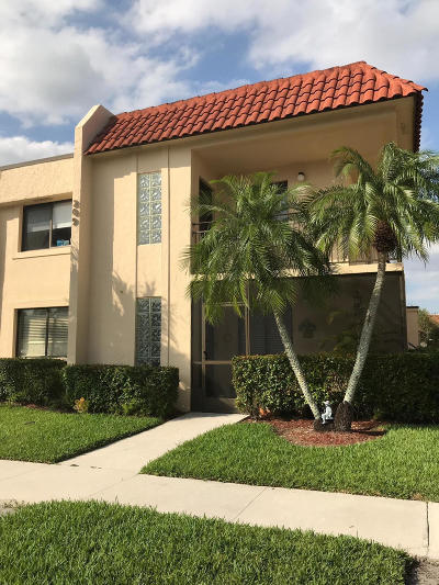 Weston Condo For Sale: 16461 Blatt Boulevard #204