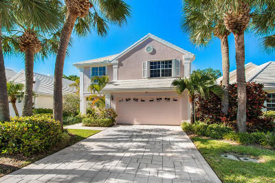 Palm Beach Gardens Single Family Home For Sale: 10 Hampton Court