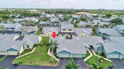 Boca Raton FL Single Family Home For Sale: $325,000
