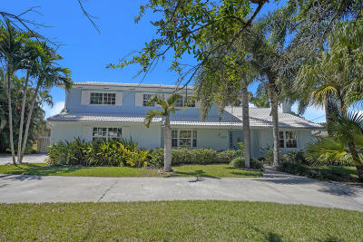 Boynton Beach Single Family Home Contingent: 905 Mission Hill Road