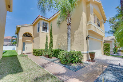 Greenacres Single Family Home For Sale: 5093 Saturn Ring Court