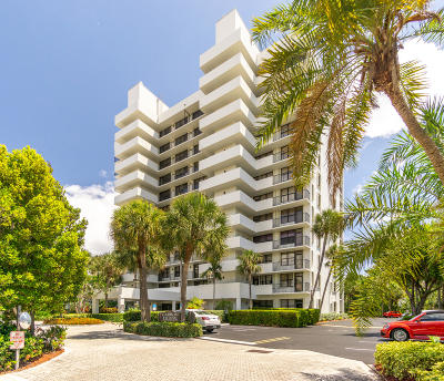 Highland Beach Condo For Sale: 4600 S Ocean Boulevard #203