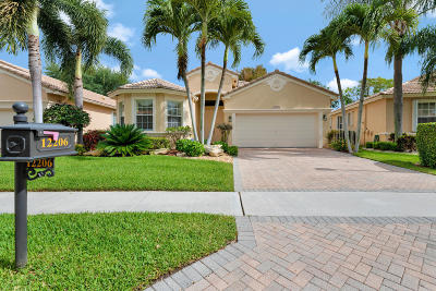 Boynton Beach Single Family Home For Sale: 12206 Blair Avenue