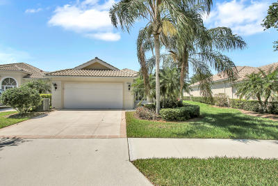 Hobe Sound Single Family Home Contingent: 8152 SE Paurotis Lane