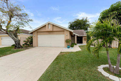 Delray Beach Single Family Home For Sale: 1060 NW 19th Terrace