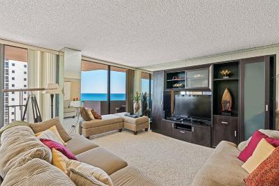 Singer Island Condo For Sale: 4200 Ocean Drive #1-1605