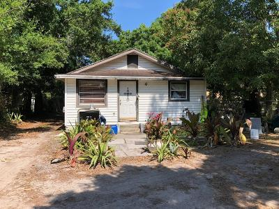 Fort Pierce Single Family Home For Sale: 1310 Atlantic Avenue