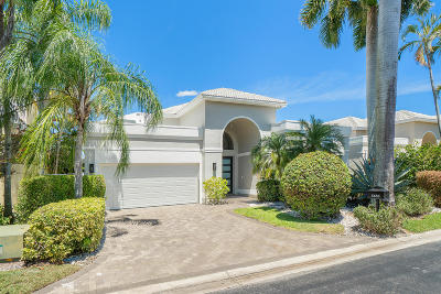 Boca Raton FL Single Family Home For Sale: $879,000